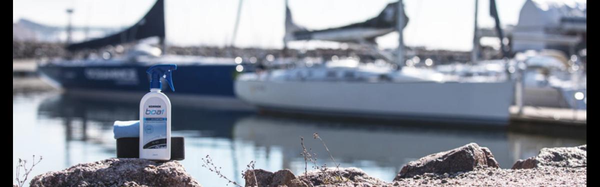 KORREK Boat TFC™ UV-Coating Set